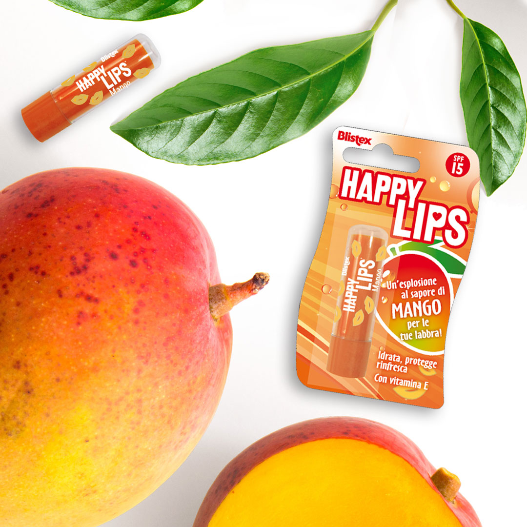 Happy Lips Mango